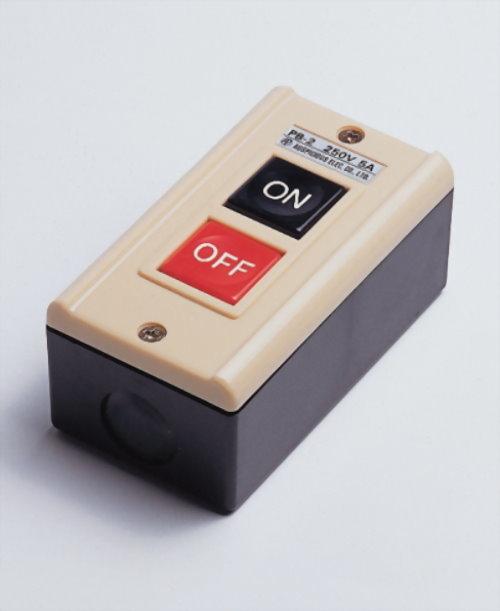 電機啟動按鈕 PB2