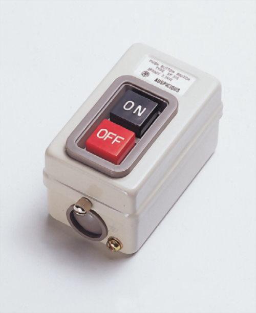 電機啟動按鈕 SP315