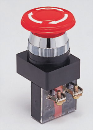 Emergency Stop Switches LEPB25-1B