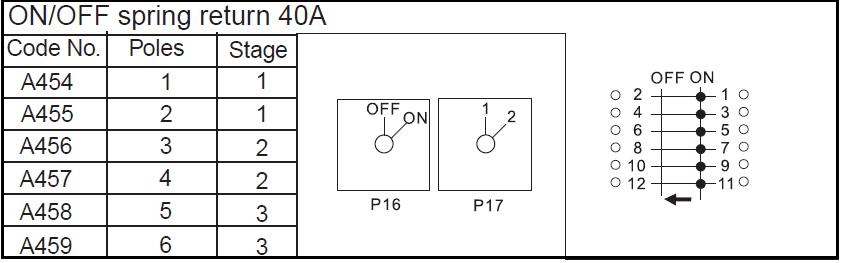 40A開關(彈簧復位)2