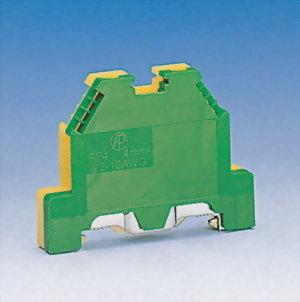 螺絲夾式接線端子 PE-4