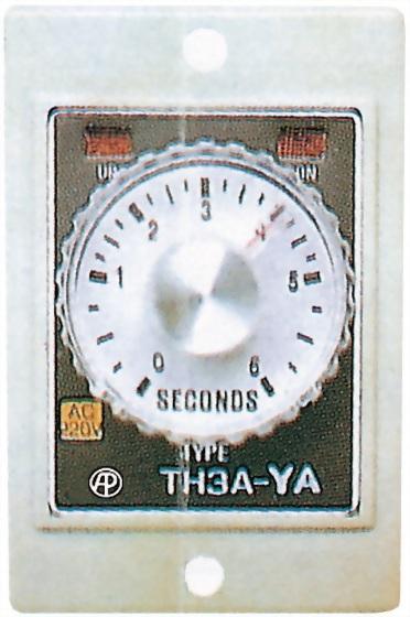 TH3A-Y Timer (Flush Type)
