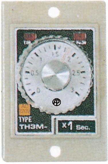 TH3M-Y Timer (Flush Type)