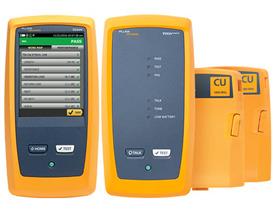 DSX2-8000 CAT8 纜線認證分析儀