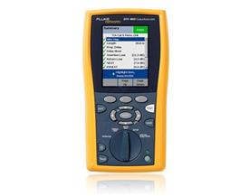 DTX-1500 銅纜佈線認證分析儀