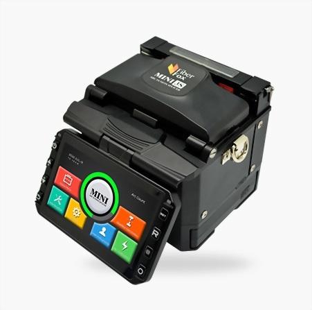 FiberFox Mini 3S 輕巧型掌上型光纖熔接機