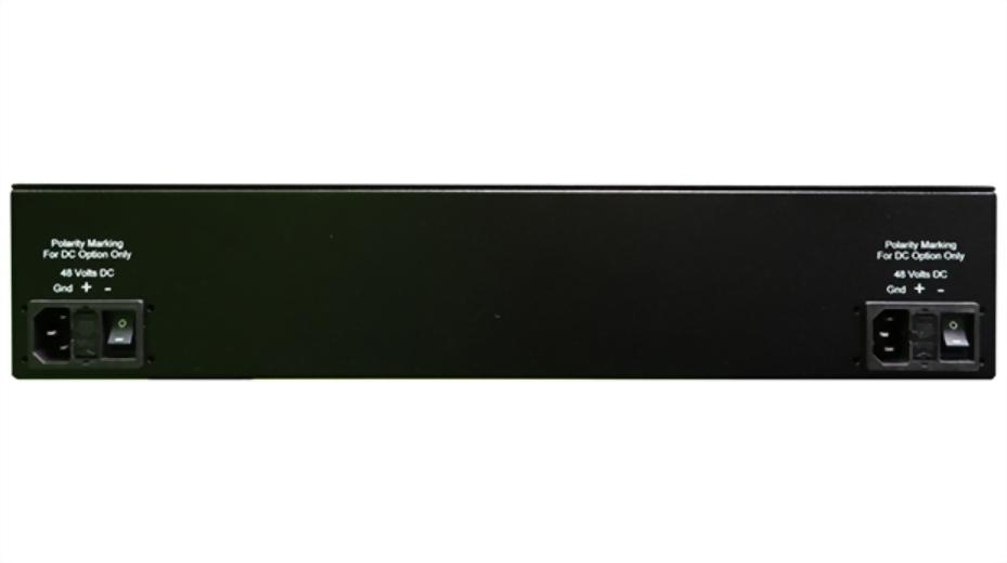模組式銅纜網路分流器