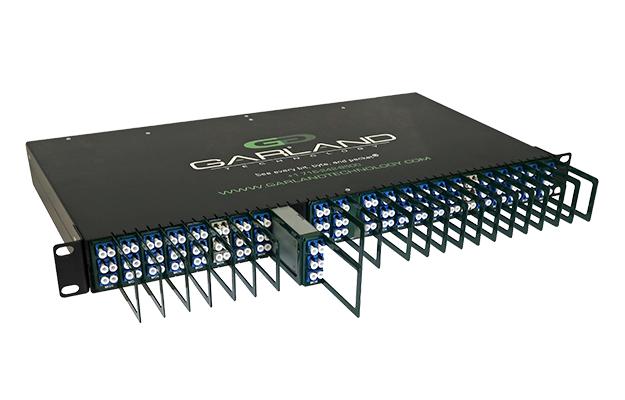 SelectTAP機架式高密度光纖網路分流器