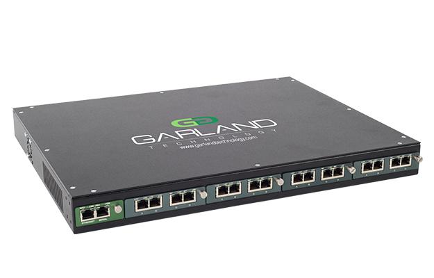 EdgeSafe™ 1G模組式旁路交換器