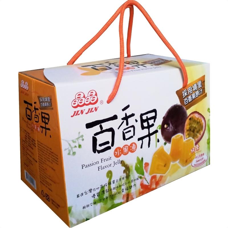 百香果风味果冻礼盒