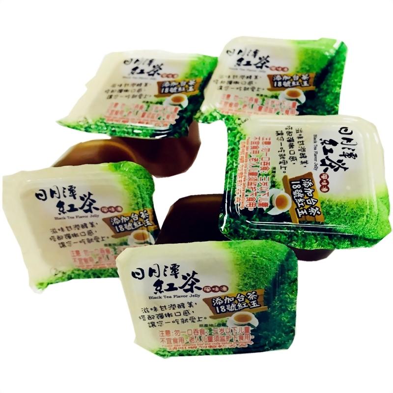 日月潭紅茶風味凍禮盒