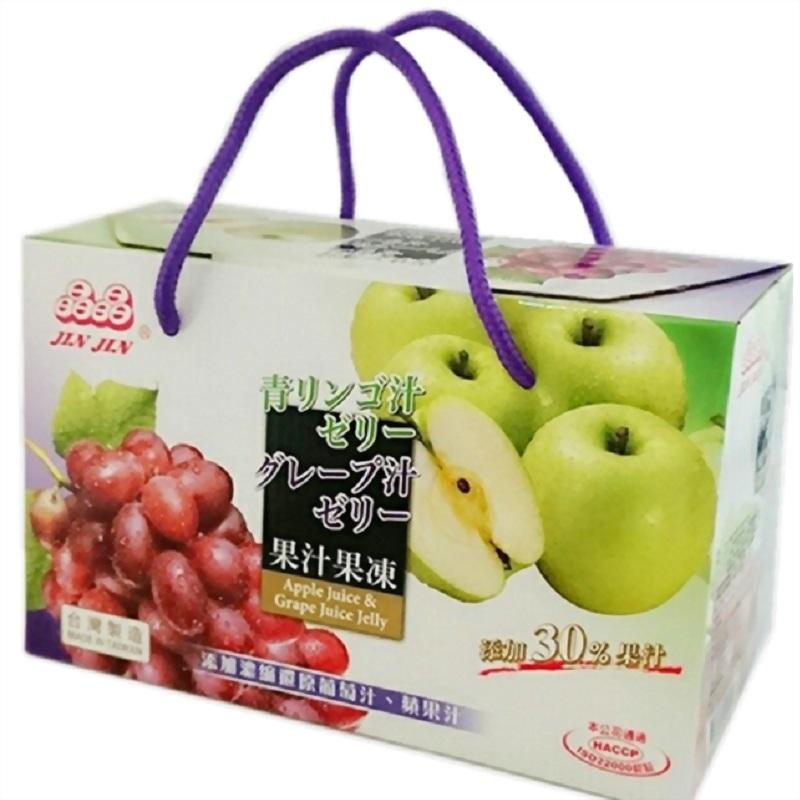 30%果汁果凍禮盒