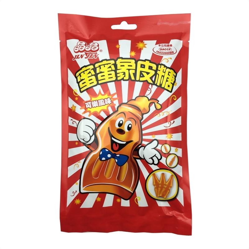 蜜蜜象皮糖-可乐风味