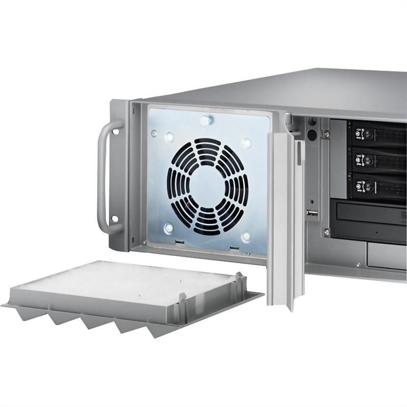 4U機架式電腦具備高效能、功能性及擴充性