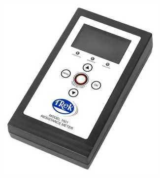 Trek 1501 手持式表面電阻測試儀
