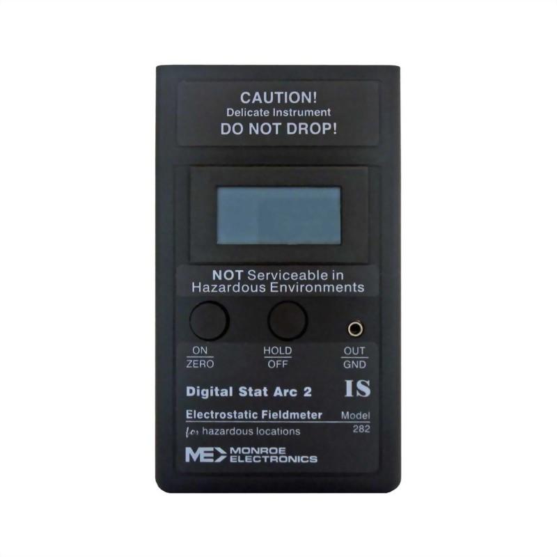 Monroe282IS 手持式紅外線感應靜電量測儀