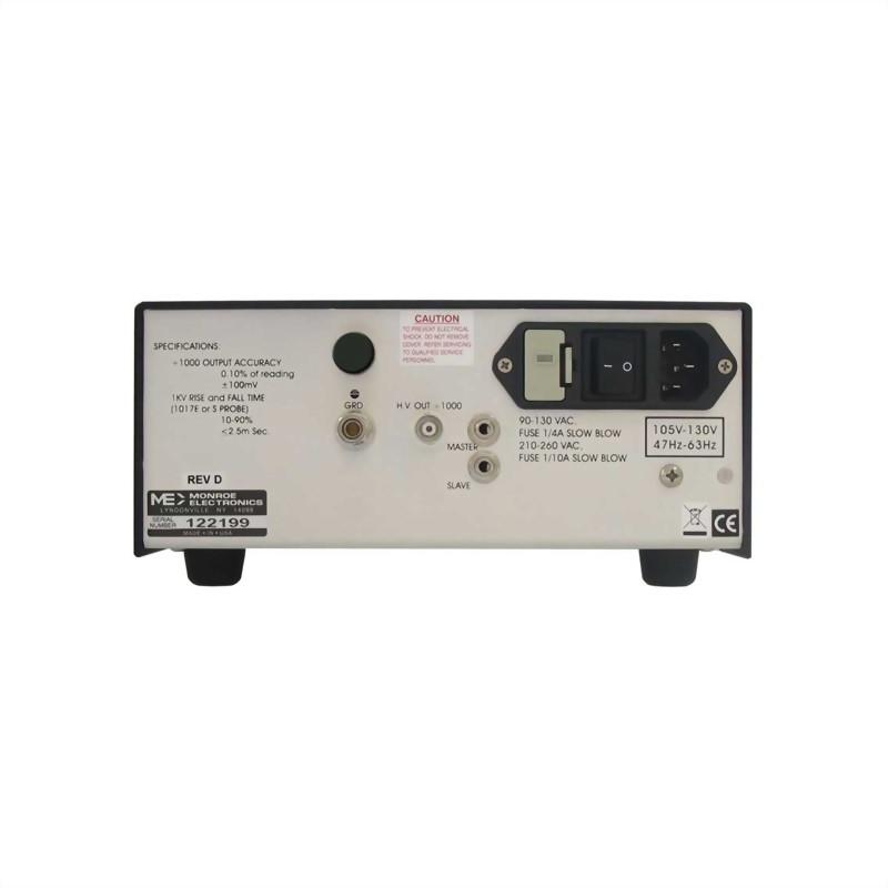 Monroe 244AL 靜電電壓表