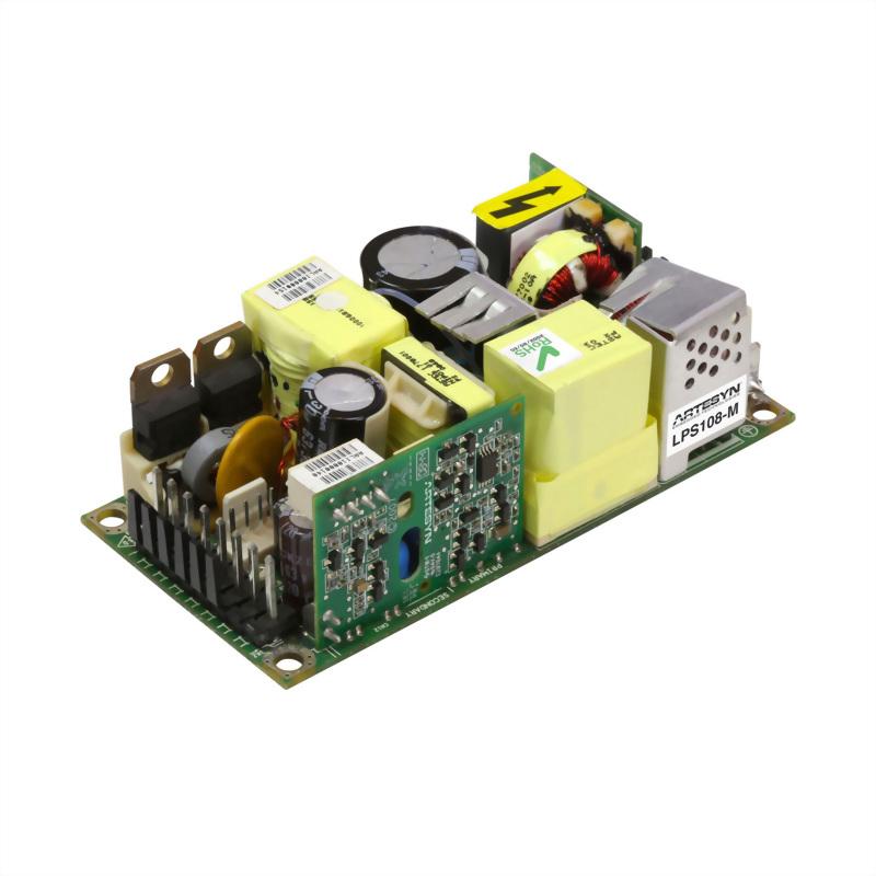 LPS100-M Series低功率开放式电源