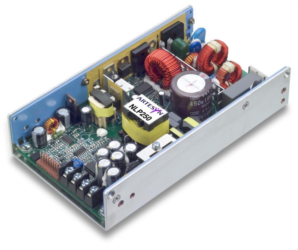 NLP250 Medical Series开放式低功率电源