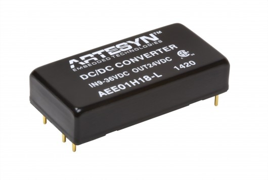 AEE 40W High I/P Dual O/P Series