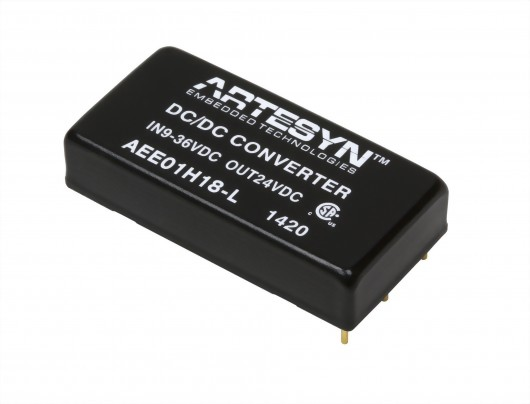 AEE 40W High I/P Single O/P Series