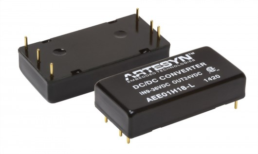 AEE 40W Low I/P Dual O/P Series