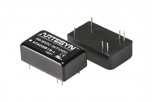 ATA series 10 Watt Isolated DCDC converters Series