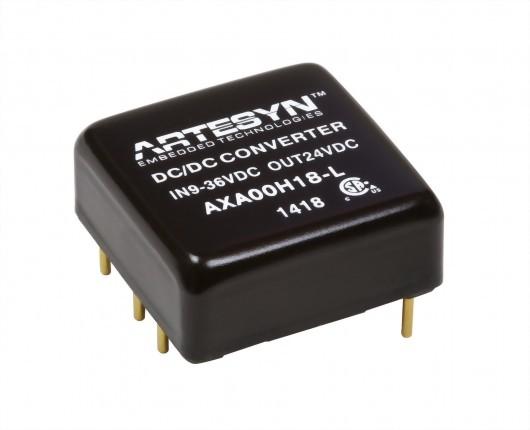 AXA 20W Dual O/P 18-75 Vin Series