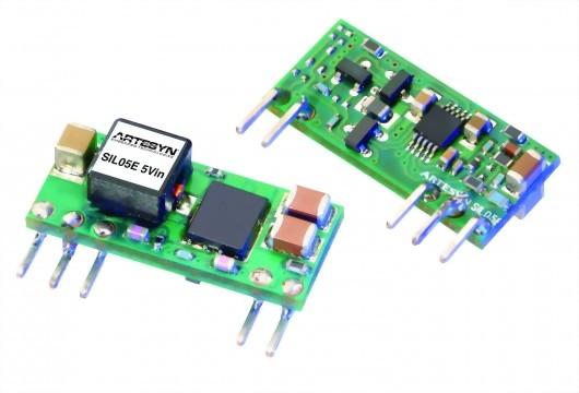 SIL05E SeriesE类非隔离电源