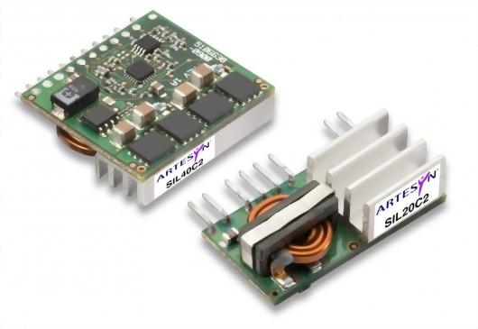 SIL40C2 Series C類非隔離DC-DC電源