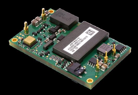 ADQ600 Series1/4砖电信模块
