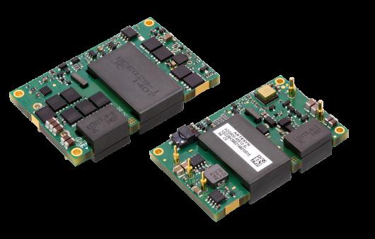 ADQ600 Series1/4磚電信模塊