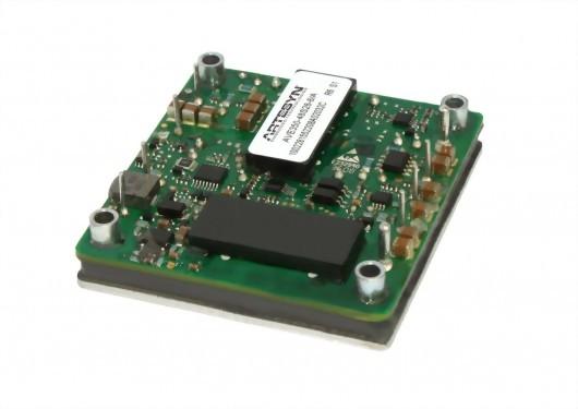 AVE350 Series1/2磚電信模塊