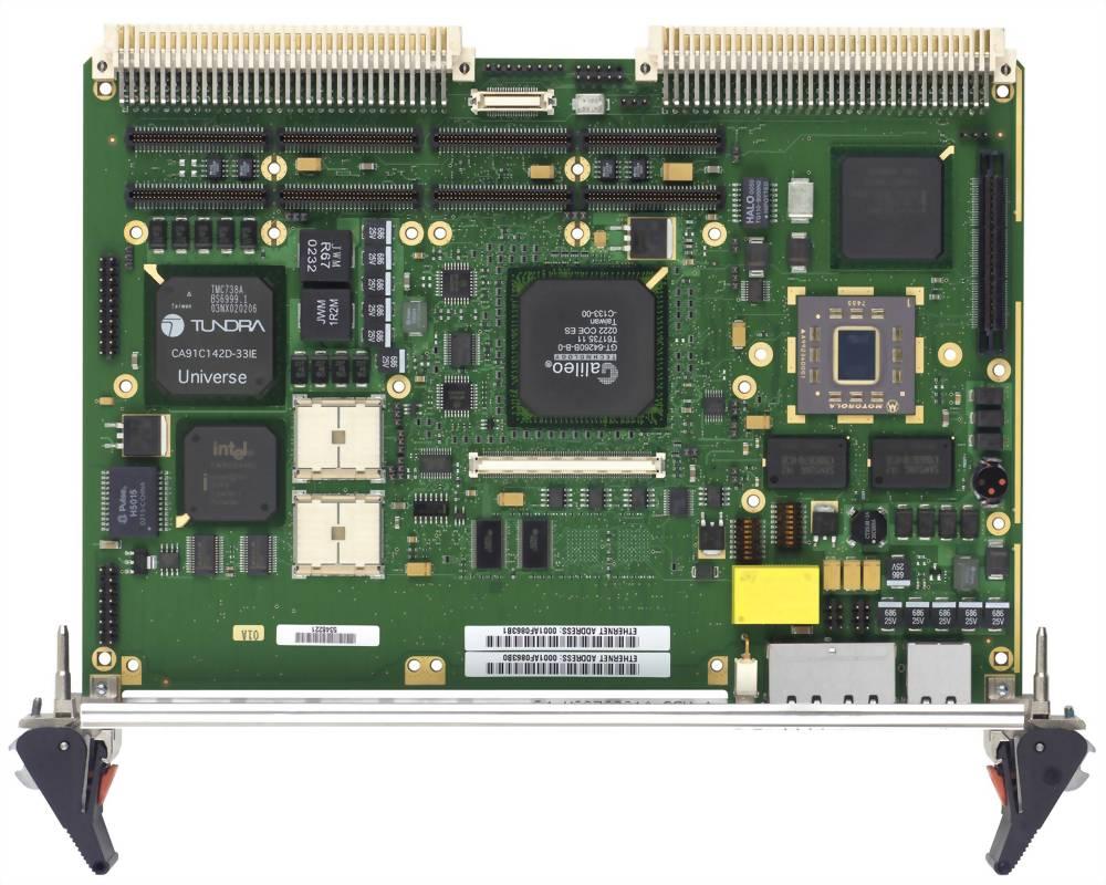 MPC7457 VME 工業用單板電腦
