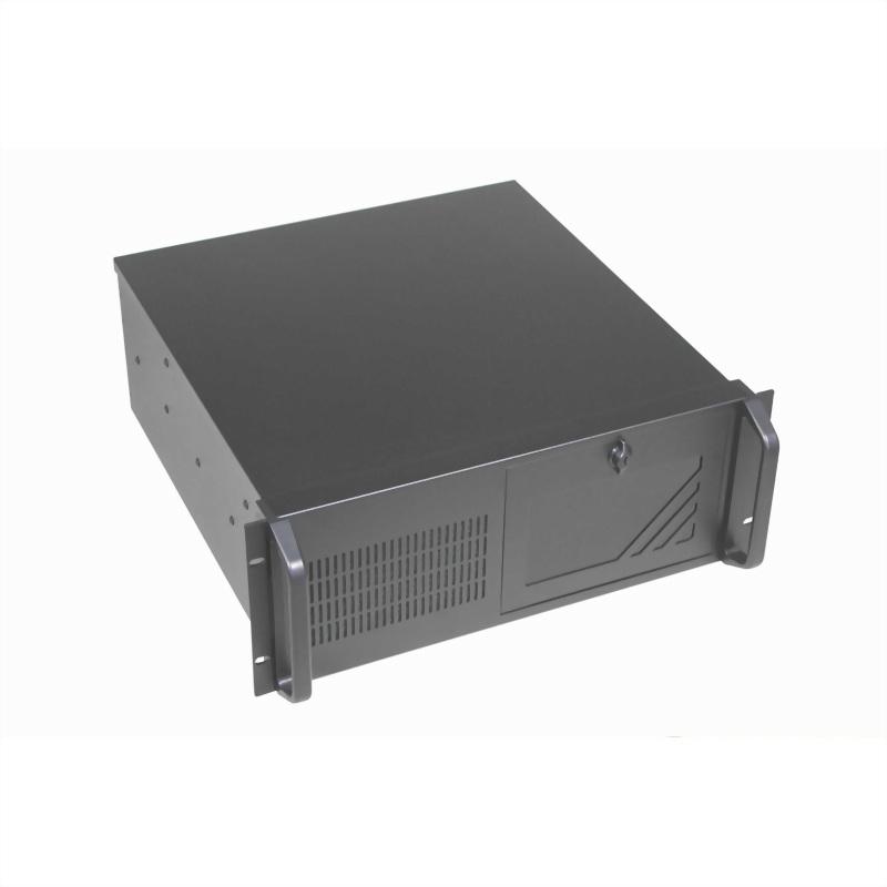 4U機架式機箱-支援Single Power/Mini Redundant Power