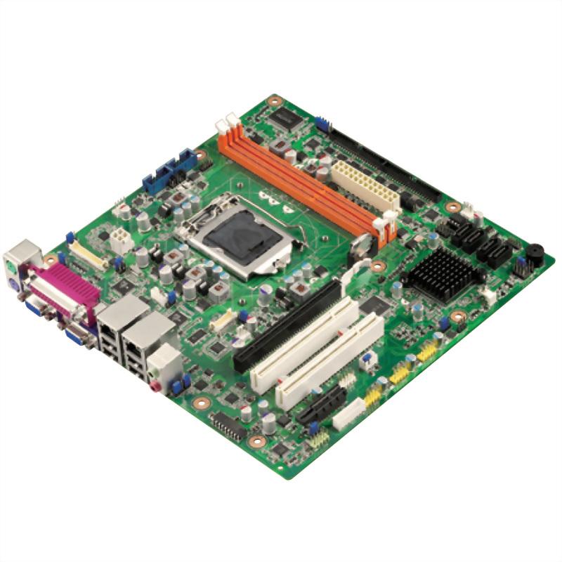 Micro ATX-Motherboard-Intel® Core™ i7/i5/i3 processor