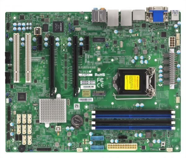 MBD-X11SAE-F  (Workstation)