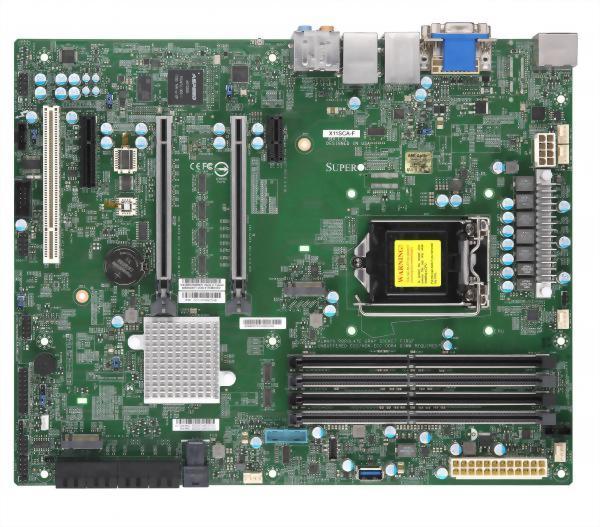 ATX-X11SCA-F Workstation MB