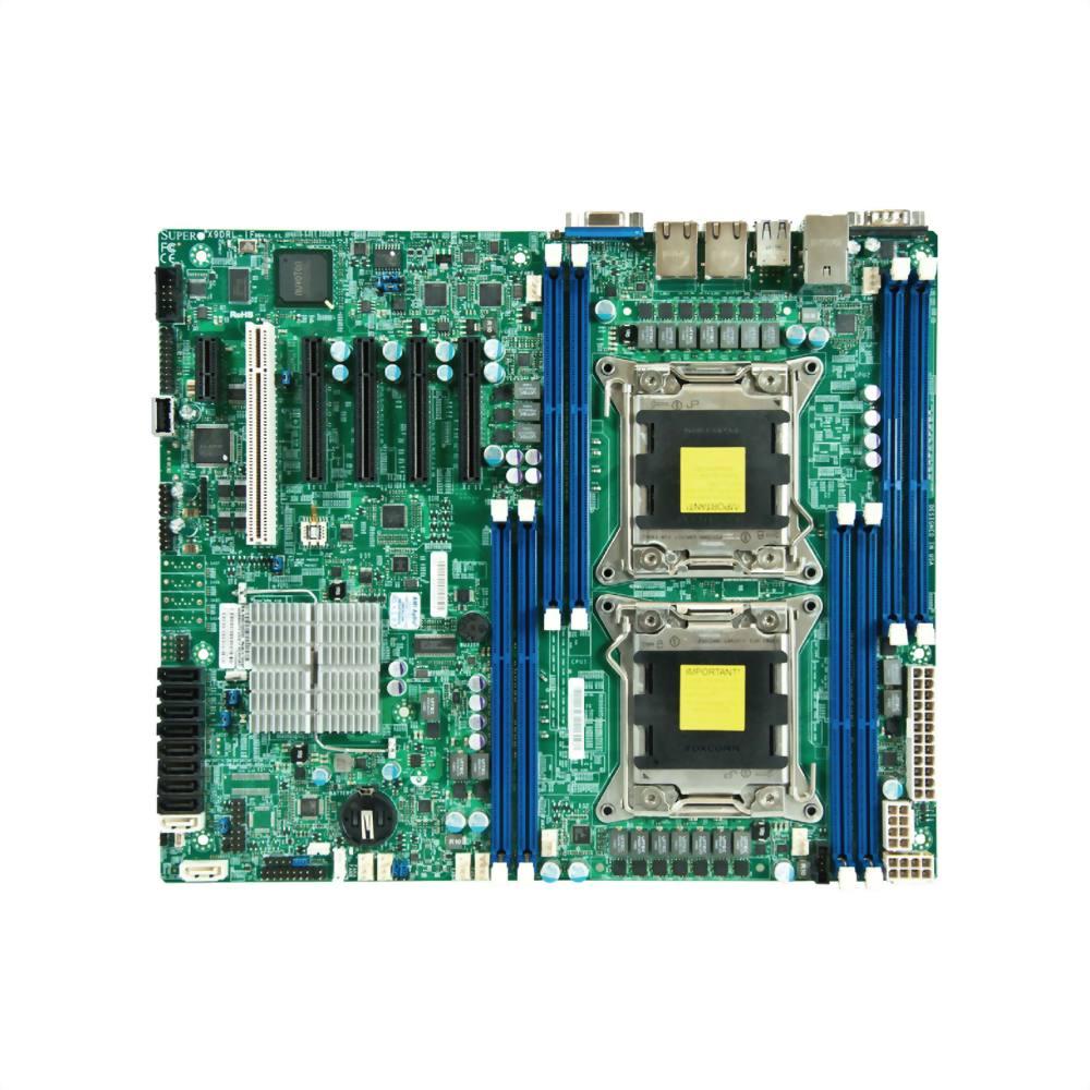 X9DRL-iF 工業級主機板