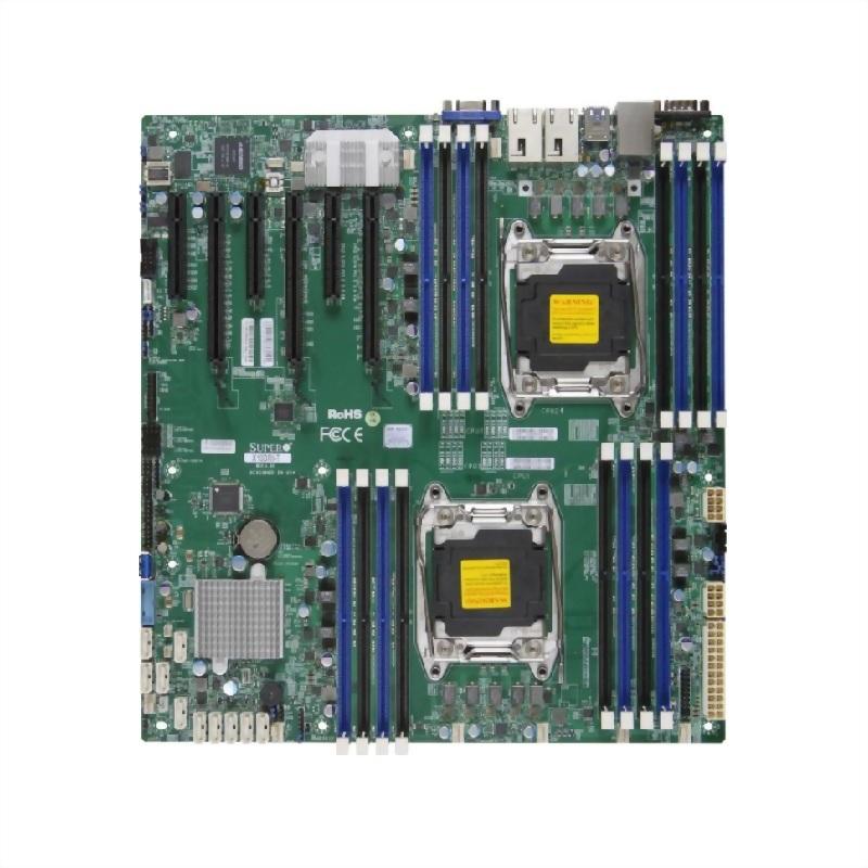 MBD-X10DRi (16 DIMMs 12