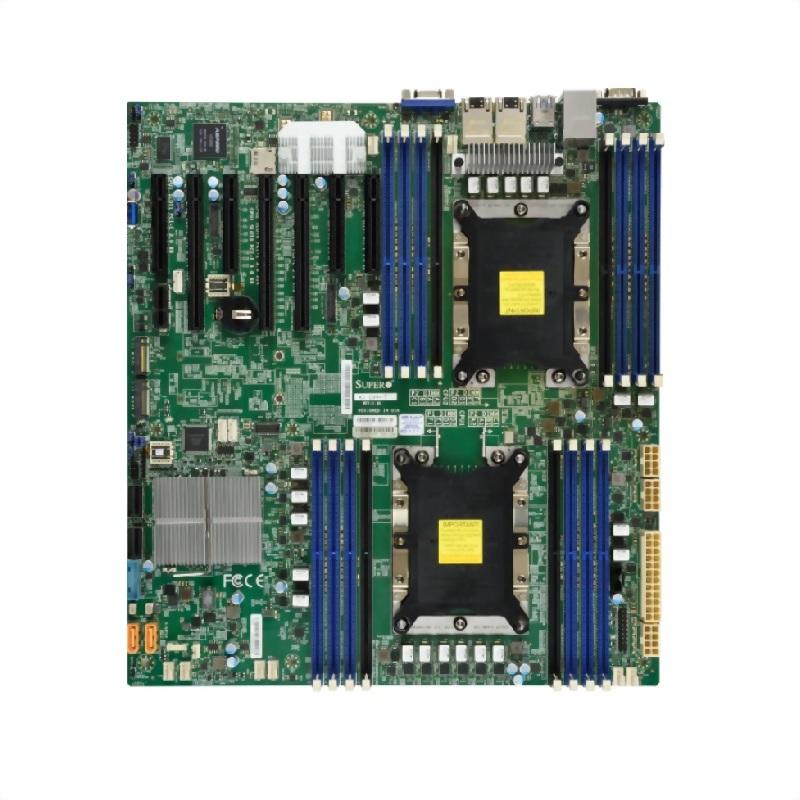 MBD-X11DPH-I (7 PCI-E 3.0 Slots)