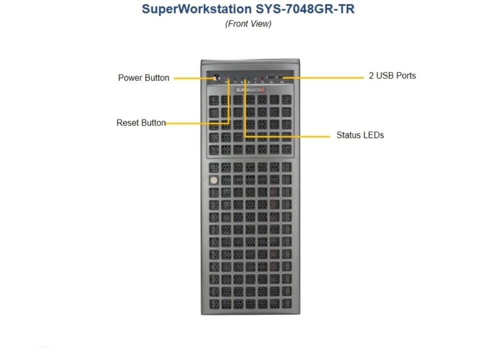 SuperServer 7048GR-TR
