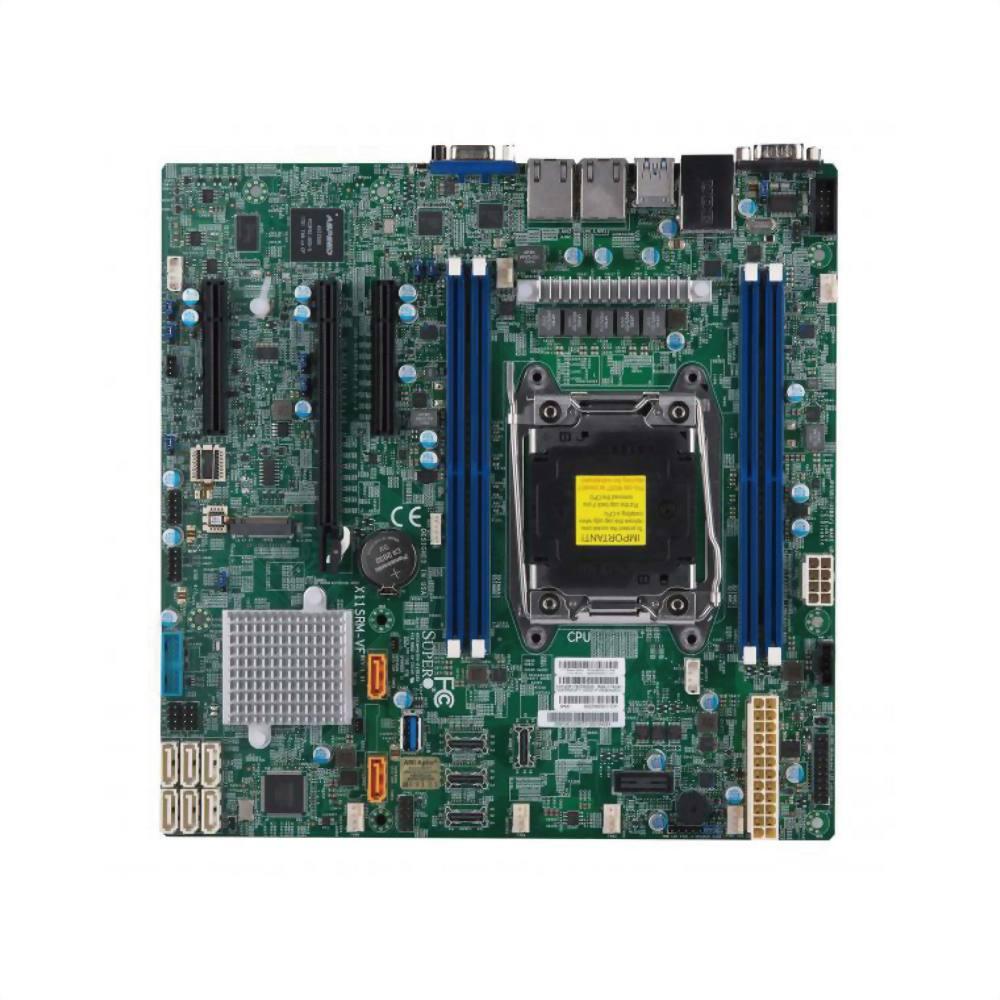 X11SRM-VF 嵌入型單板電腦