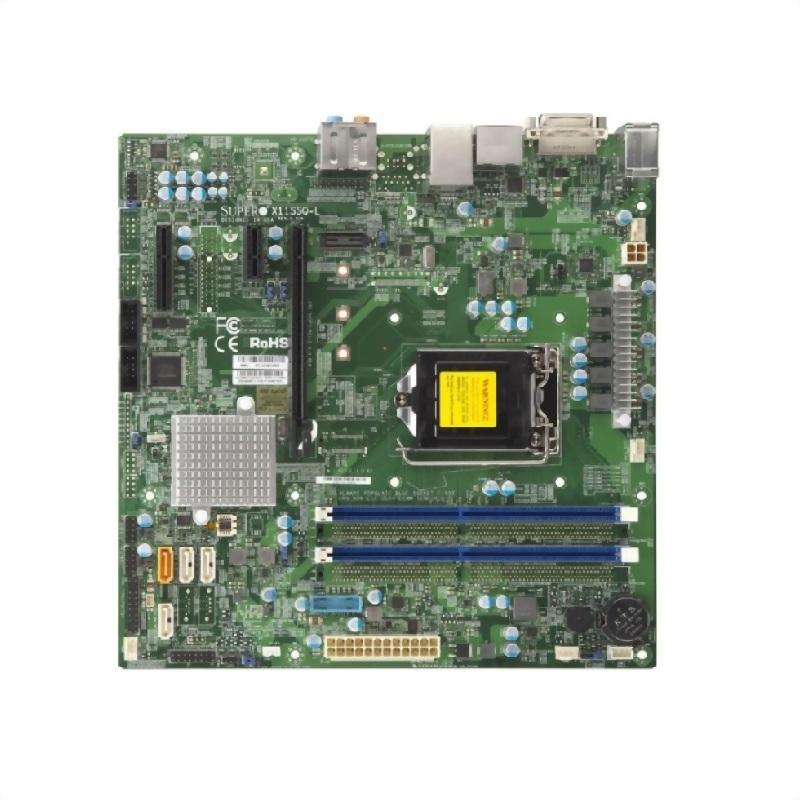MBD-X11SSQ-L (Embedded Desktop)