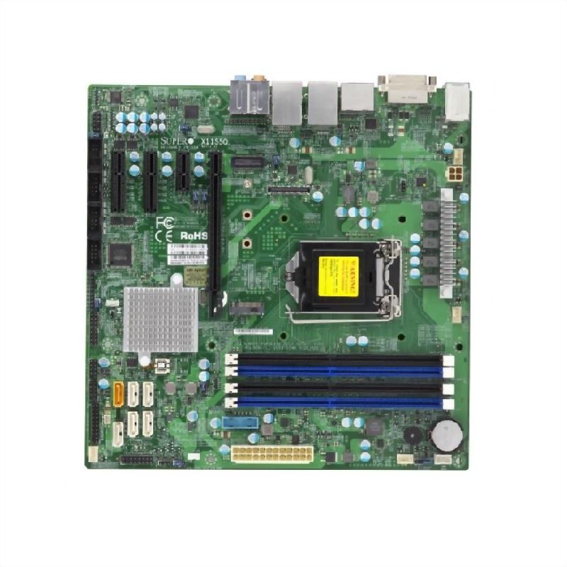 MBD-X11SSQ (vPro AMT Embedded Desktop)