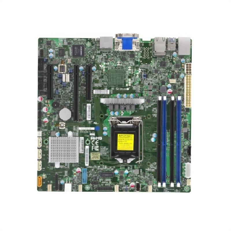 MBD-X11SSZ-QF (vPro AMT Embedded IPMI)