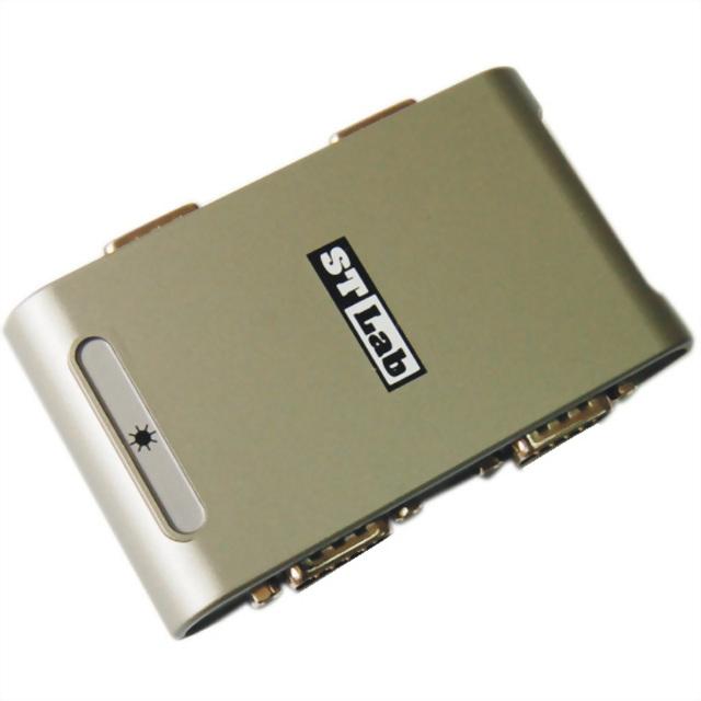 U-400:USB2.0 to RS232  4端口扩展器