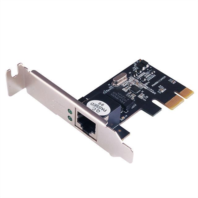 N-314 1GbE 單埠網路卡