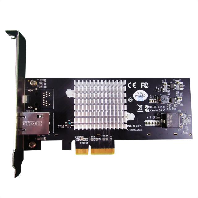 N-430:10GbE 單埠網路卡-Intel晶片