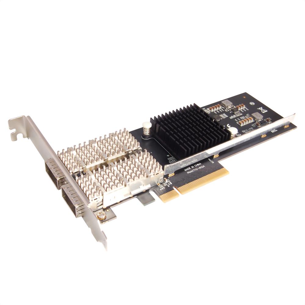 N-570:40GbE 2端口网卡-Intel晶片